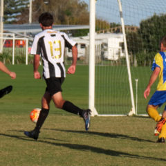 Papamoa 0-4 Swifts