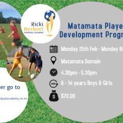 Swifts Player Development Programme