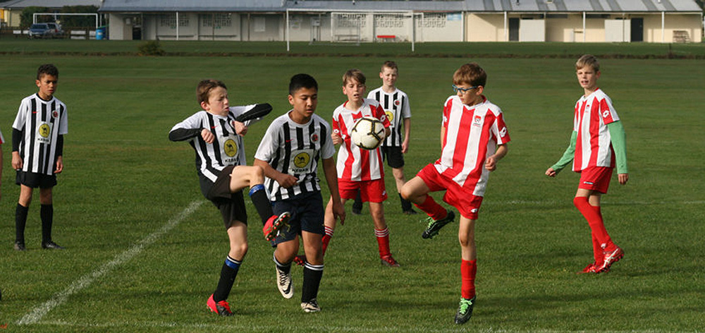 Cambridge and Matamata to collaborate on youth and junior development