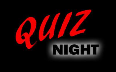 Quiz Night – 2021