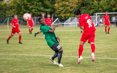 Swifts fall to late onslaught in season opener